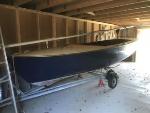 16ft Sailing Day Boat