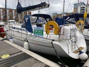 2000 Elan Marine 36