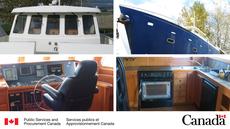 2003 Custom 60' Trawler Yacht