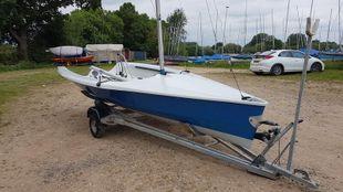 RS400 Sail No: 1346