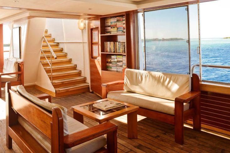 60 pax cruise ship
