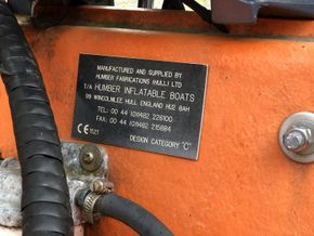 Humber plaque; Cat C Design