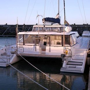 Charter Business with infrustructure and 66ft Catamaran