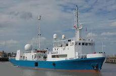 190' Research Vessel