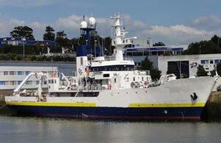 184' Ice Class Research Vessel