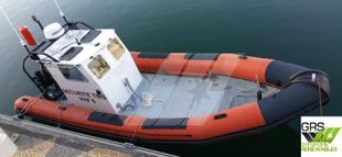 8m / 24knts RIB for Sale / #1085433