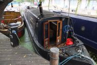 Price reduced: narrowboat with London residential mooring
