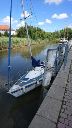 Eygthene 24 Bilge Keel Cruising Yacht