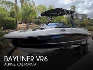 2021 Bayliner VR6