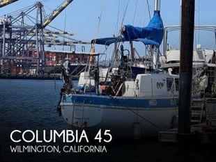 1972 Columbia 45