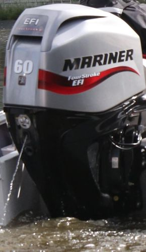 Mariner 60hp outboard
