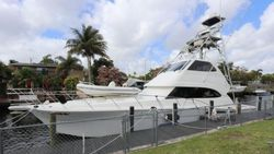 2004 Riviera Enclosed Flybridge
