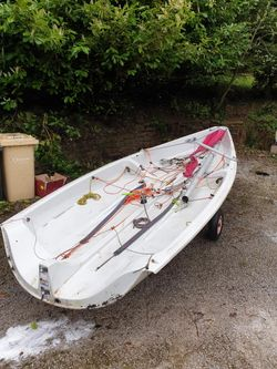 ISO dinghy sale number 510