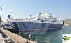 96m / 600 pax Passenger / RoRo Ship for Sale / #1031663