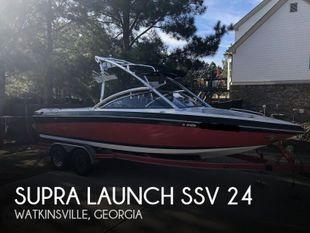 2007 Supra Launch 24 SSV