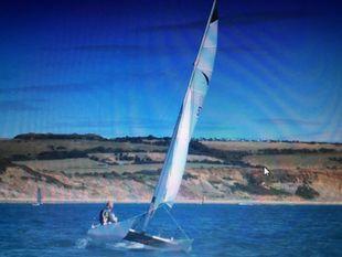 Dart 18 sail number 5789