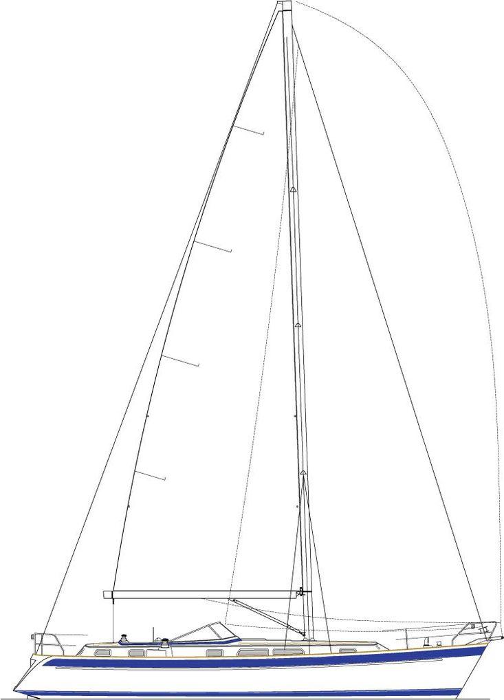Hallberg-Rassy 43 Mk II
