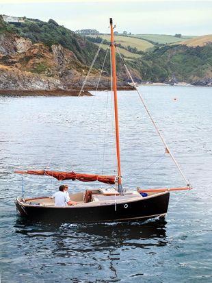 1982 Cornish Crabbers Mk1 Shrimper