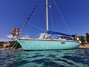 Dufour 35 - SY Jeanine ⛵