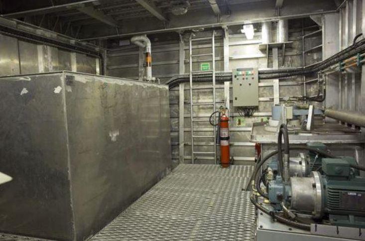 MOC Shipyards ANZAC 3609 Utility / Security Vessel