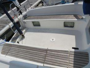 Jeanneau Sun Odyssey 32 AFT CABIN - Cockpit
