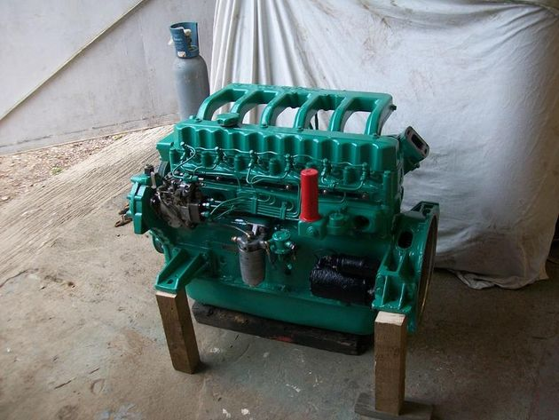 Volvo Penta MD40 engine