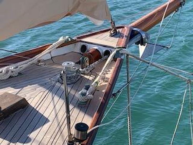 1969 Steel Ketch
