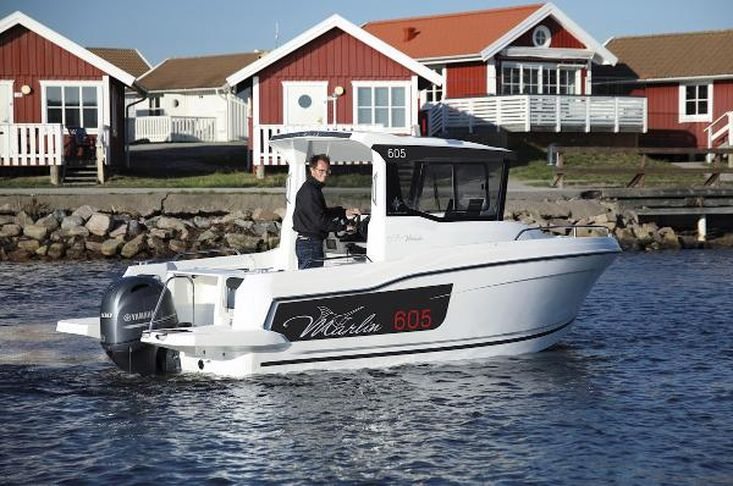 2021 Jeanneau Merry Fisher 605 Marlin