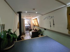 Living Room from galley