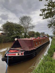 65 ft narrowboat