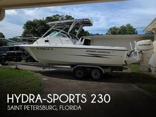 2000 Hydra-Sports Seahorse 230 Walk Around