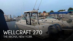 1999 Wellcraft Coastal 270