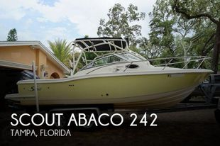 2006 Scout Abaco 242