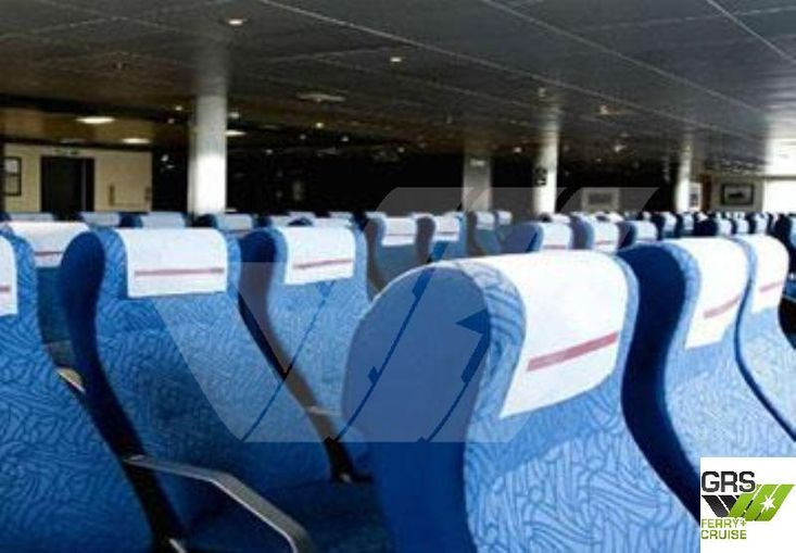 153m / 2.048 pax Passenger / RoRo Ship for Sale / #1021151