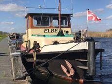 1965 VEB werft Elbe