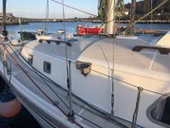 WESTERLY LONGBOW, RECENT NEW MAST AND RIGGING, RE-ENGINED