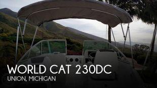 2017 World Cat 230DC