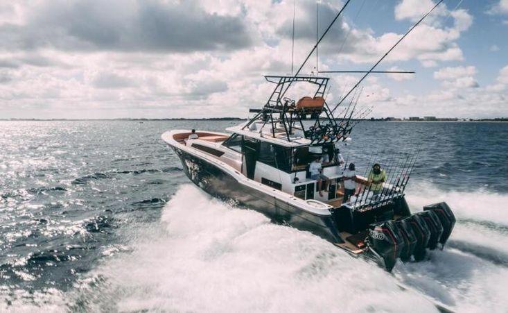 2020 Sea Force IX