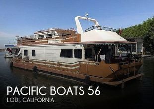 1996 Pacific Boats 56