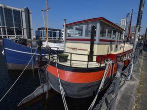 Dutch Barge 23m  - Exterior