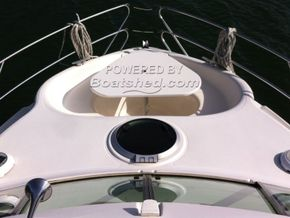 Nicols Estivale Duo Canal and river cruiser - Foredeck