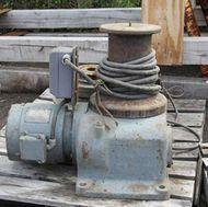 Hamilton Gear Works Capstan - 6,000 SLP