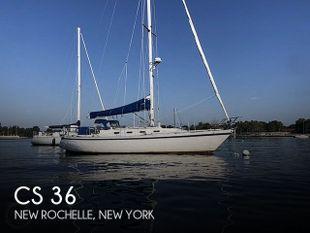 1984 Canadian Sailcraft 36