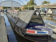Bittern 57ft Cruiser Stern built 2007 J D Narrowboats