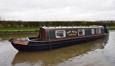42' Cruiser stern 1995 Peter Nicholls