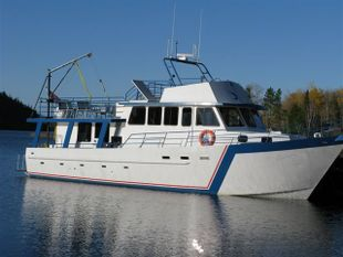 1997 17m Overnight Fishing Charter Boat