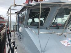110' Patrol/Support/Crew Vessel