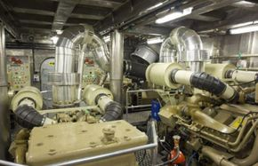Previous Build Engine Room