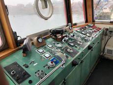 1978 76′ x 21′ x 8.5′ Fire Class Tug w/ Tractor Capabilities