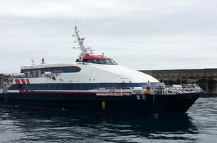 131' FAST PAX FERRY